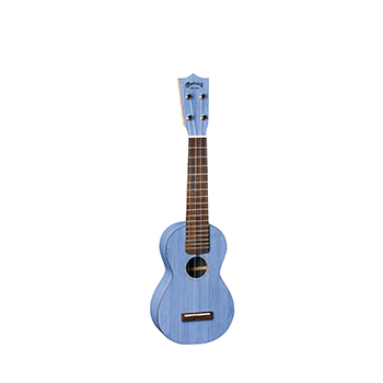 0X Uke Bamboo - Blue